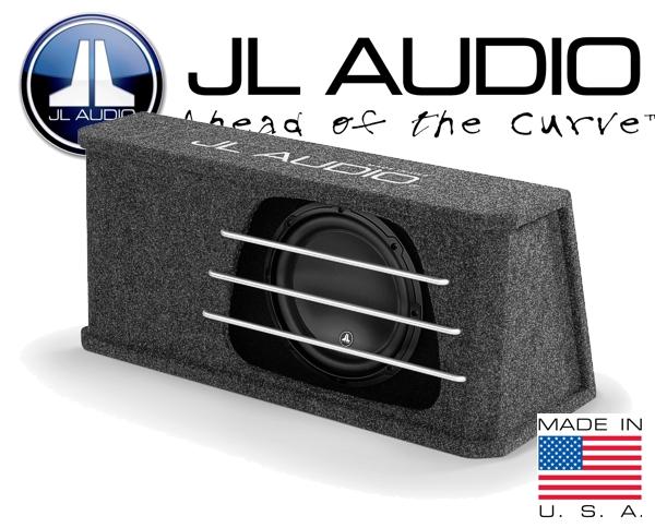 JL Audio W3-Serie Bassreflex HO110RG-W3v3