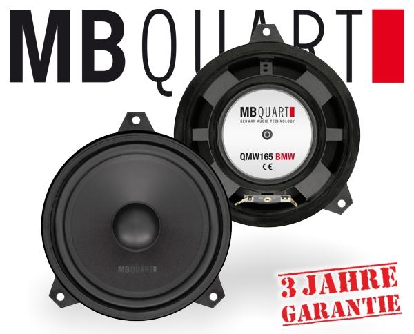 mb quart subwoofer bmw bass qmw 165 bmw 165mm 140w. Black Bedroom Furniture Sets. Home Design Ideas