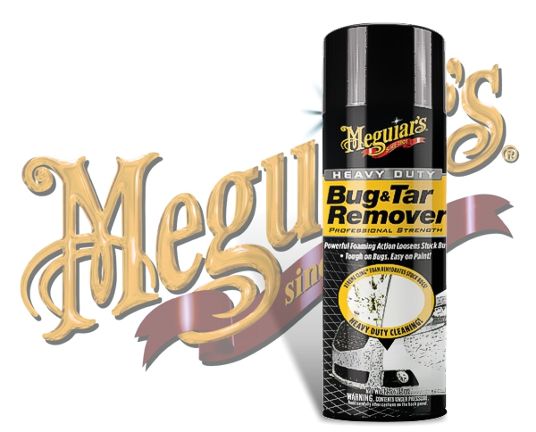 Meguiars Insektenentferner Heavy Duty Bug&Tar Remover Insektenreiniger G-180515