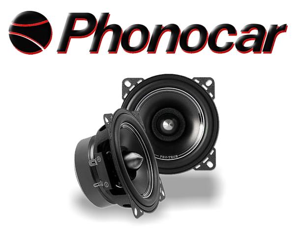 Phonocar Pro-Tech Mitteltöner 100mm 200W 2/640