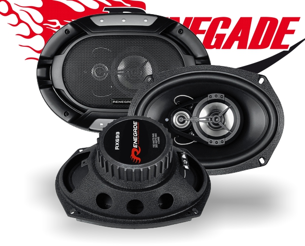 Renegade RX-Serie 3-Wege-Triax RX-693
