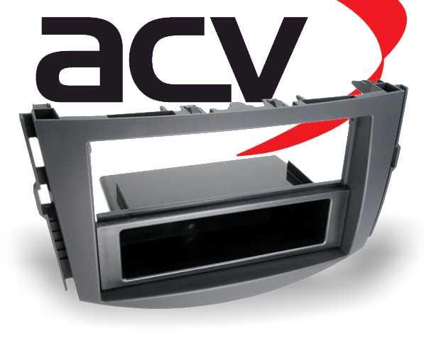 Radioblende mit Ablagefach Toyota RAV 4 2006-2013 schwarz