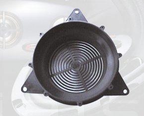 Lautsprecher Adapterringe für Mercedes - 27119012