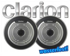 Clarion Marine 2-Wege Koax CMQ1620R wasserfest!