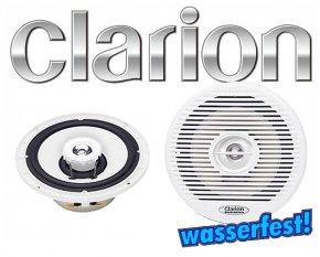Clarion Marine 2-Wege Koax CM1625 wasserfest!