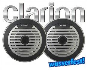 Clarion Marine 2-Wege Koax CMQ1720R wasserfest!