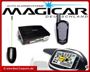 Magicar Autoalarmanlage M2