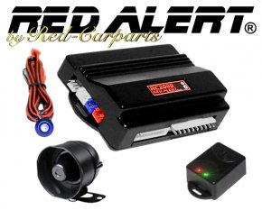Red-Alert Autoalarmanlage RC2000