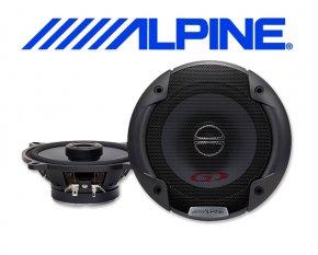 Alpine Auto Lautsprecher Koax 13cm 50W SPG-13C2