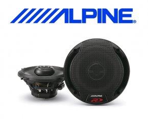 Alpine Auto Lautsprecher Koax 13cm 90W SPR-50