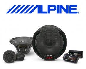 Alpine Auto Lautsprecher System 13cm 100W SPR-50C