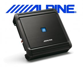 Alpine Auto Verstärker Endstufe MRV-F300 4x 50W