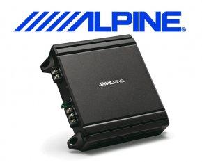 Alpine Auto Verstärker Endstufe MRV-M250 1x 150W