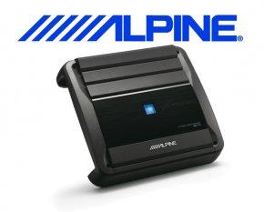 Alpine Auto Verstärker Endstufe MRX-T17 2x 55W