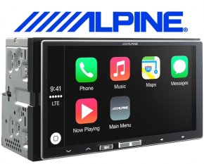 Alpine Autoradio iLX-700 App Link Station mit USB/iPhone/iPod Siri