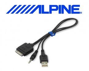Alpine iPhone/iPod USB Video Kabel KCU-461iV