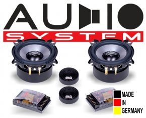 Audio System 2-Wege-System HX100SQ