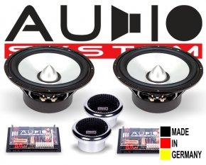 Audio System 2-Wege-System HX165PHASE