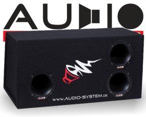 Audio System Subwooferbox R 12 BP-2