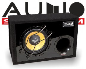Audio System Subwooferbox X 10 BR
