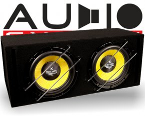 Audio System Subwooferbox X 12 BR-2
