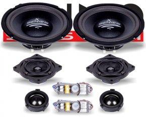 Audio System X200 Golf V 3-Wege Spezial Front-System VW