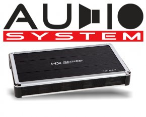 Audio System Car Audio Endstufe HX 85.4