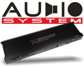 Audio System Car Audio Endstufe X 165.4
