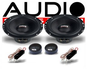 Audio System 2-Wege Auto Lautsprecher-System MX 165 EVO