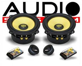 Audio System 2-Wege Auto Lautsprecher-System R 130