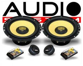 Audio System Audi Lautsprecher-Set R 165 Audi A3 A4