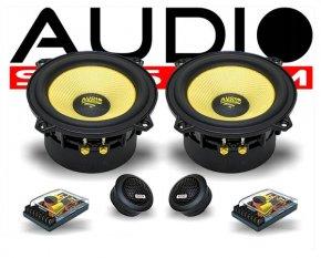 Audio System 2-Wege Auto Lautsprecher-System X 130