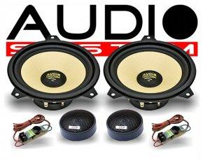 Audio System X165 E46 2-Wege Spezial Front-System BMW