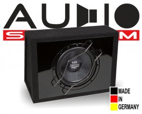 Audio System Subwooferbox HX 8 SQ G