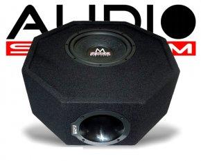Audio System Reserveradmulde Subwoofer M10