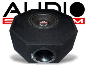 Audio System Reserveradmulde Subwoofer R10