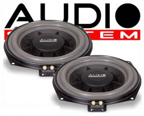Audio System Subwoofer AX 08 BMW Plus