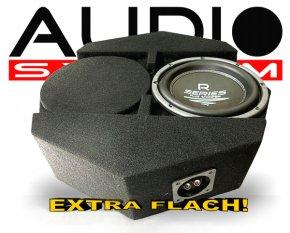 Audio System Reserveradmulde Subwoofer R10FLAT