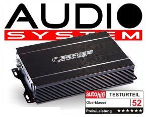 Audio System Car Audio Endstufe CO 65.4