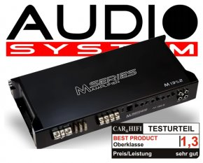 Audio System Car Audio Endstufe M 135.2