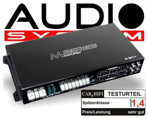 Audio System Car Audio Endstufe M 80.4