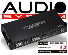 Audio System Car Audio Endstufe R 195.2