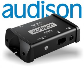 Audison MOST Bus Interface Lichtwellenleiter Adapter auf Optical bit DMI