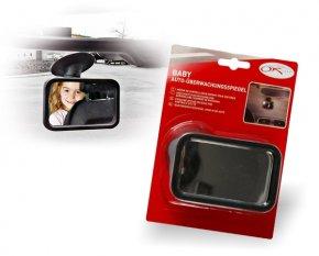 Baby Sicherheitsspiegel Überwachungsspiegel mit Saugnapf für Auto Windschutzscheibe