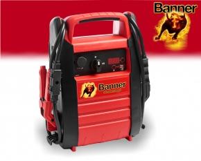 Banner Batterie Starthilfe Power Booster 12V 2300A PB12