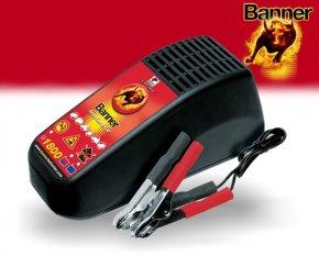 Banner Accugard Car Ladegerät für Auto Batterien 1800mA