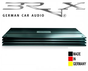 Brax High End Car Hifi Endstufe X-Serie X2400.2 schwarz