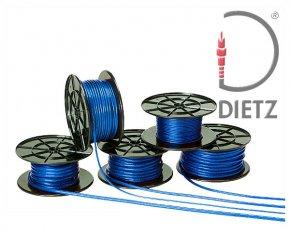 Power-Kabel, 20 mm² blau
