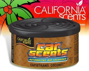 California Scents CarScents air fresh Lufterfrischer - Capistrano Coconut