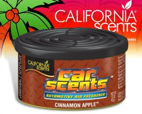 California Scents CarScents air fresh Lufterfrischer - Cinnamon Apple